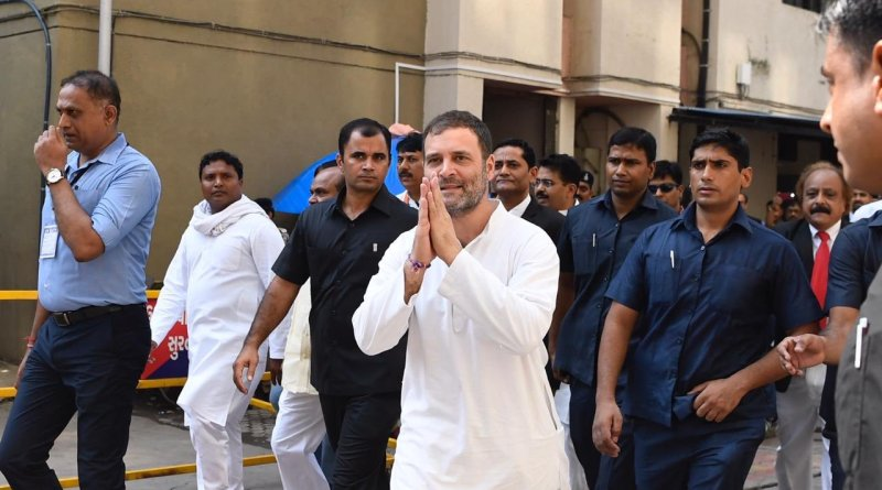 Rahul Gandhi: CAB & NRC are weapons of fascists in India, I stand with peaceful protestors
