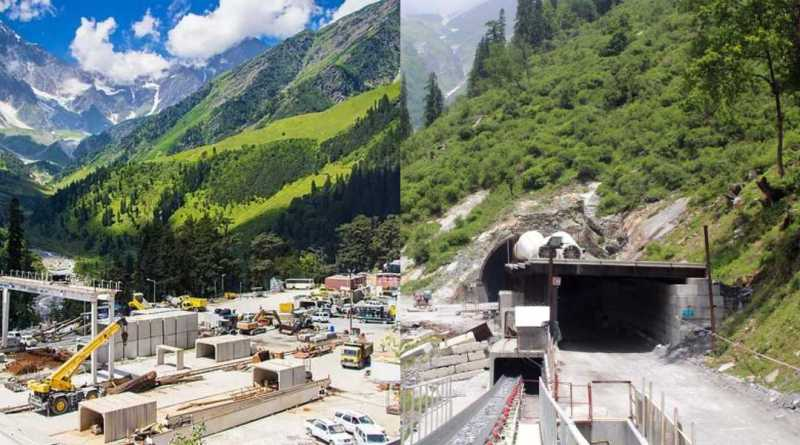 Rohtang Pass strategic tunnel to be renamed after late PM Atal Bihari Vajpayee