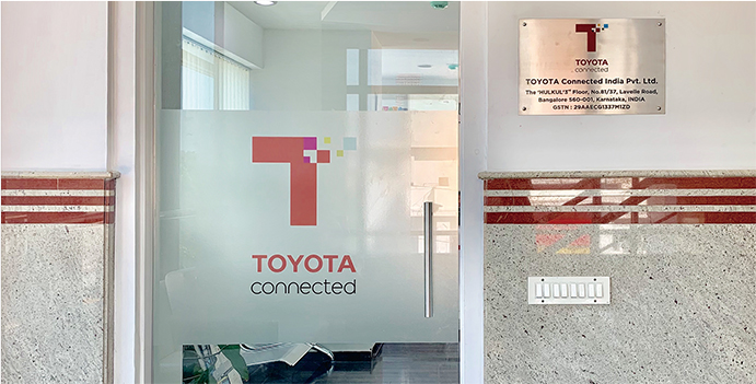 Toyota Connected launches office in Chennai to research AI & ML tech in cars & mobility