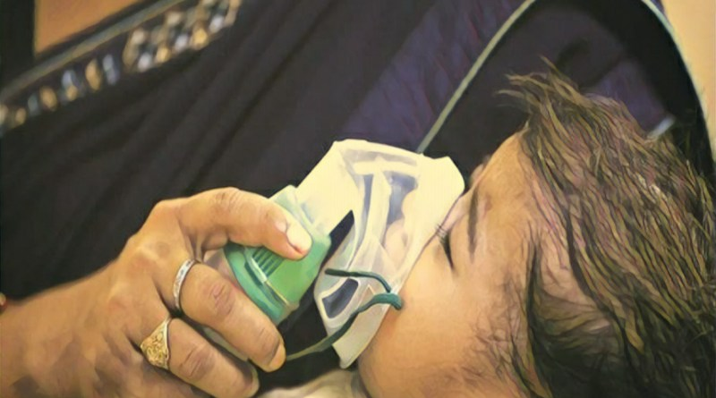 Vaccination for Childhood Pneumonia under SAANS initiative