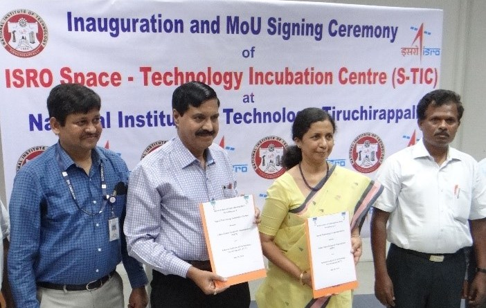 ISRO Space Tech Incubation Centre at NIT-Trichy will cater to South India: MoS PMO