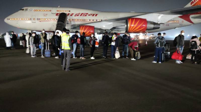 Coronavirus: 124 Rescued from Diamond Princess ship in Japan by Air India (COVID-19)