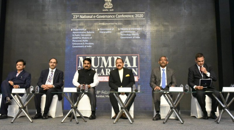 Digital transformation via e-governance essential for Modi's vision of 'India 2022': Jitendra Singh