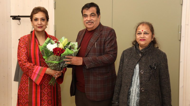 Gadkari to hold bilateral talks with Sweden at Global Conference on Road Safety