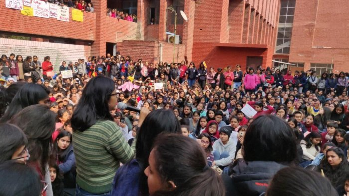 Gargi College Episode: Is Public Thrashing The Only Answer Now?