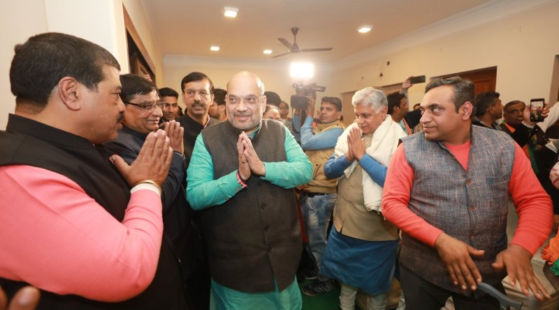 Amit Shah to chair Eastern Zonal Council Meet with Bihar, Odisha, Bengal, Jharkhand CMs