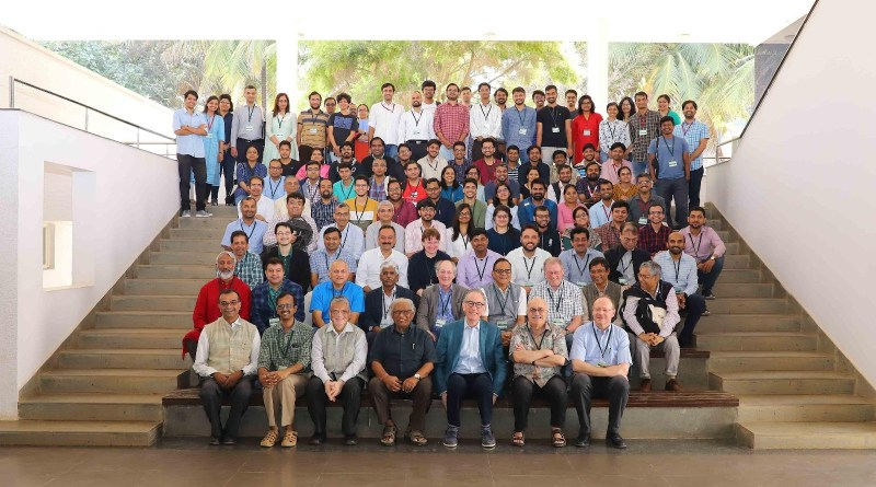 IITs, IISERs, TIFR, Cambridge, Princeton attend JNCASR Meet on biology & chemistry