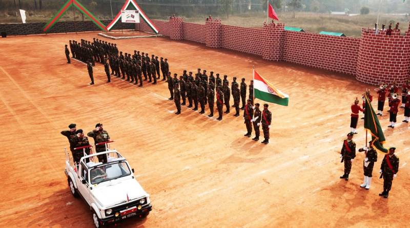 India-Bangladesh joint Military & Army Exercise Sampriti-IX concludes in Meghalaya