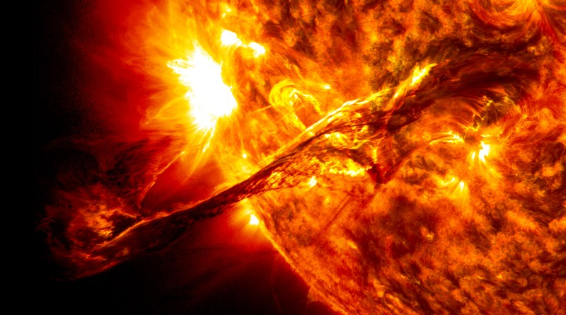 Indian scientists from ARIES, IIAP study solar prominence evolution to predict cycles