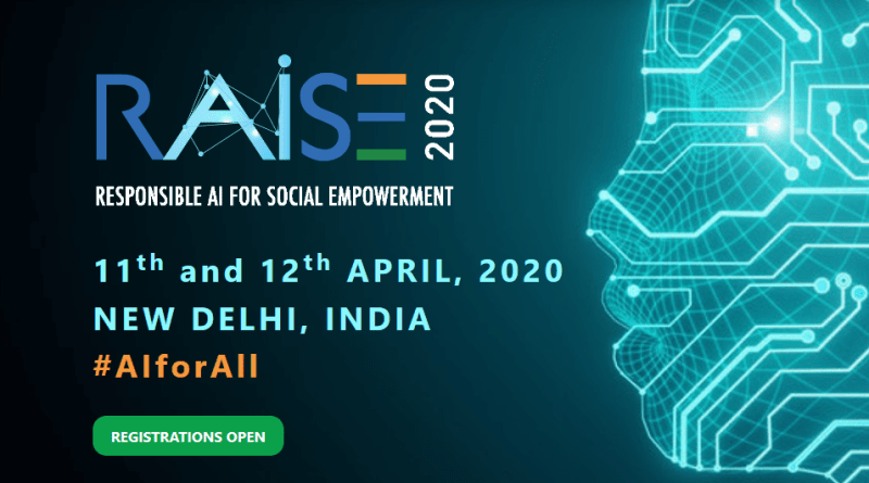 PM Modi to inaugurate 'RAISE 2020' AI Summit on Apr 11, startup challenge begins