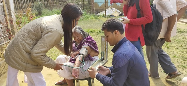 Social responsibility of scientists touching rural lives