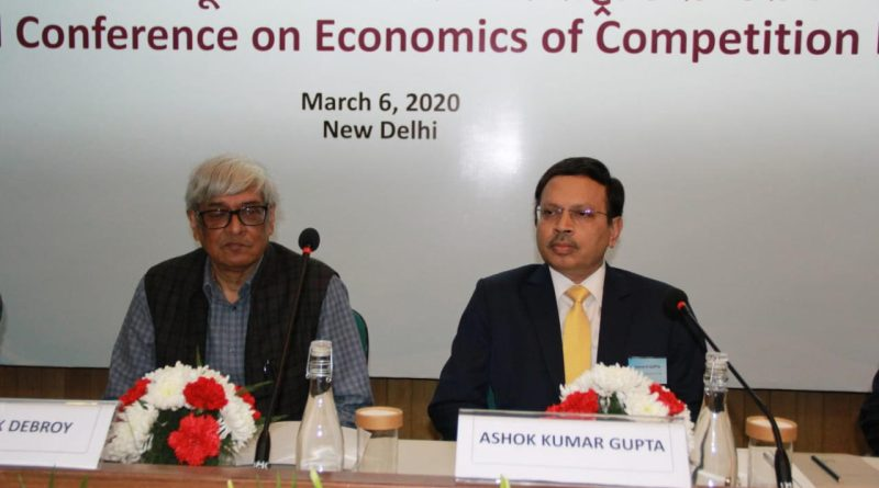 CCI holds 5th National Conference on Economics of Competition Law