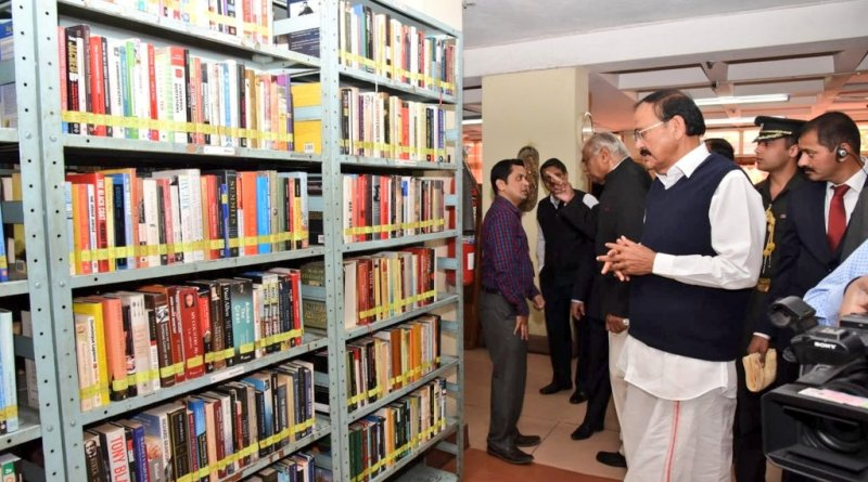 Effective implementation key to good policy: VP Naidu