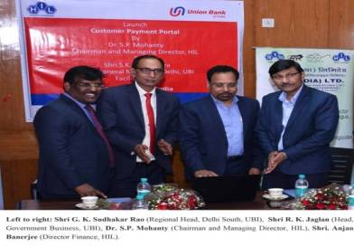 HIL launches online customer payment portal with Union Bank of India