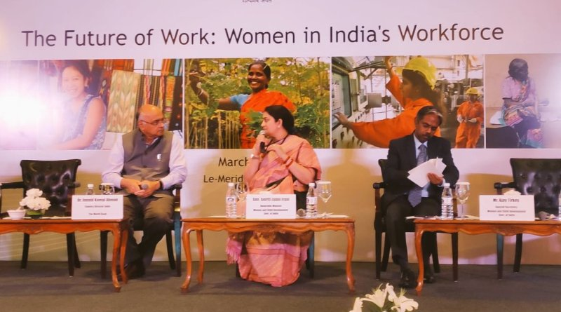 WCD, World Bank hold meet on women in India's workforce