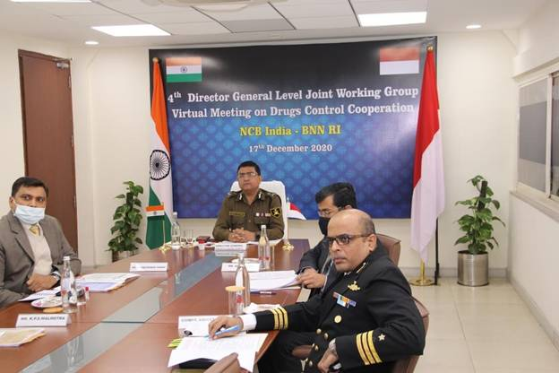 4th DG level Joint Working Group on Drug Control Cooperation
