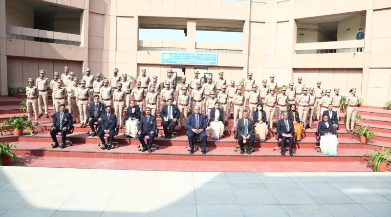 Passing out of 70th Batch of IRS(C&CE) officers