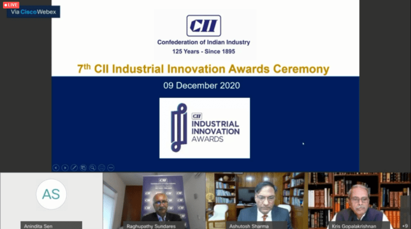 CII Innoation Awards 2020 | indusdictum