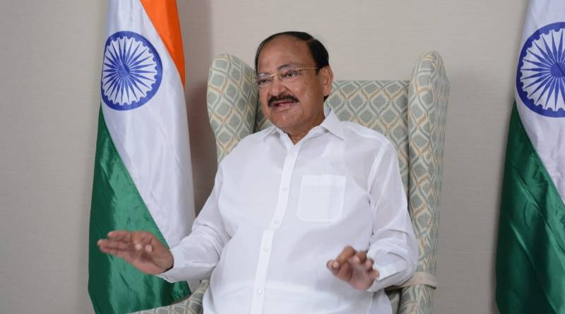 'Level of political discourse declining; Elect govt based on performance': VP Naidu at YPO India Chapter