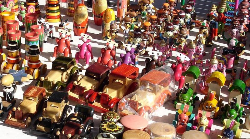 Handicrafts, GI toys exempted from Qual Ctrnl Order | indusdictum