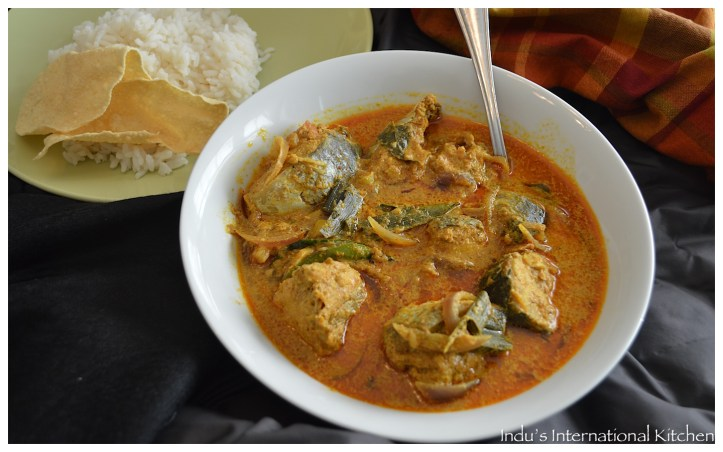 SriLankan Fish curry