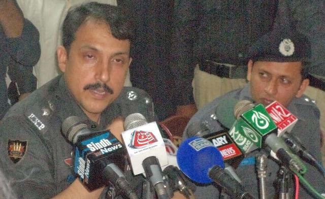 Ali Muhammad Shah addressing press conference (640x392)