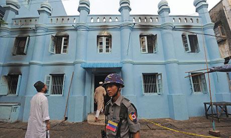 برما: باھ لڳڻ سان تيرنھن ٻارڙا مارجي ويا