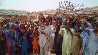 Photo of فريدآباد: پنج ڏينھن اڳ قتل ٿيل نوجوان جا قاتل گرفتار نه ٿي سگھيا، وارثن جو احتجاج
