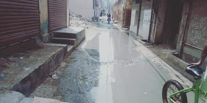Photo of ٺٽي شھر ۾ گندگي جو آزار وڌي ويو