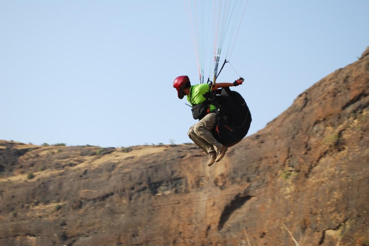 Paragliding in India with Sanjay Pendurkar