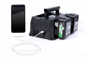 HiKOKI Batterilader Multiport USB