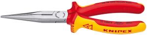 Knipex Spisstang med skjær 1000V 200mm