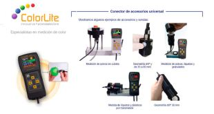espectrofotometros ColorLite