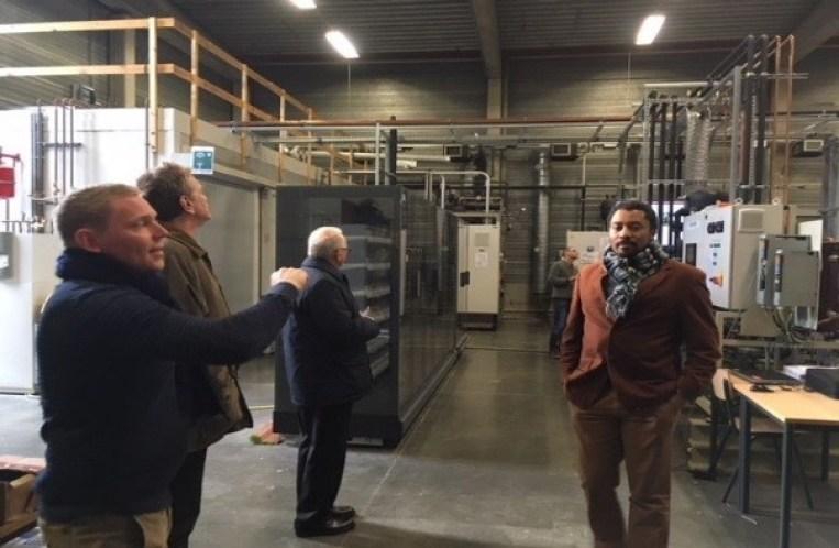 UCLL_University Colleges Leuven-Limbur_Belgium_Carbon dioxide training site