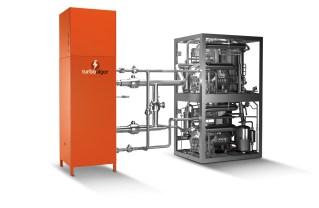 impianto turboalgor