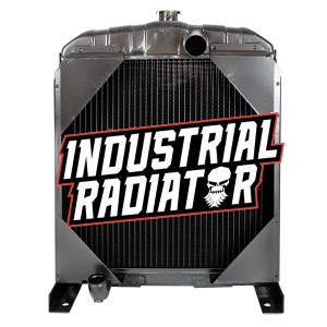 IR211075 Allis Chalmers tractor radiator