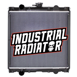 IR212070 Ford/New Holland Case/IH tractor radiator