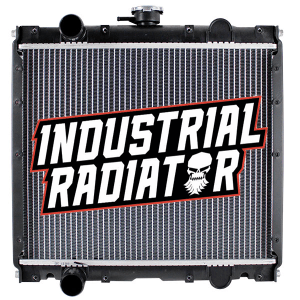 IR212071 Case/IH Ford/New Holland tractor radiator