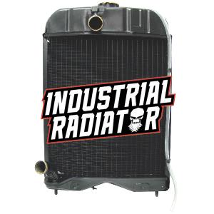 IR211052 Massey Ferguson Tractor Radiator