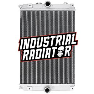 Ford/New Holland Skidsteer Radiator - 22 1/4 x 16 3/4 x 4 1/8