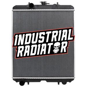 John Deere Skidsteer Radiator - 22 5/8 x 20 3/4 x 2 1/4