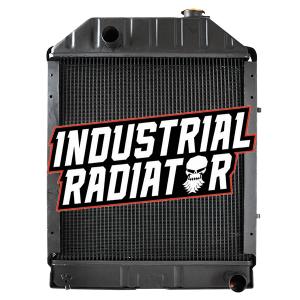 John Deere/Ford Radiator - 17 3/4 x 18 x 2
