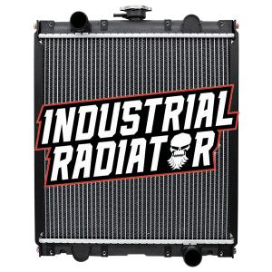 Ford/New Holland Radiator - 18 3/4 x 17 5/8 x 2 1/8
