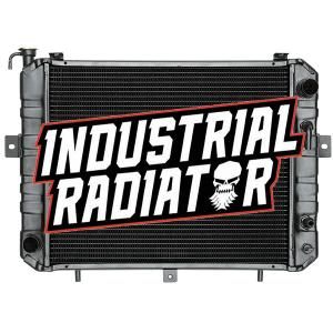 Komatsu/Allis Forklift Radiator - 19 5/8 x 16 3/4 x 2 3/8