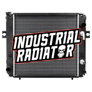 Komatsu Forklift Radiator - 17 3/4 x 16 3/4 x 1 7/8