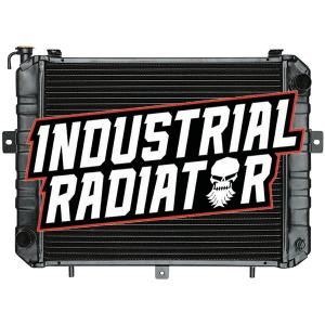 Komatsu Forklift Radiator - 19 5/8 x 16 3/4 x 2 3/8