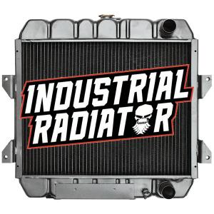 Nissan Forklift Radiator - 17 1/2 x 23 x 2 3/8