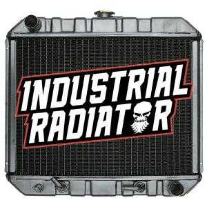 Mitsubishi Forklift Radiator - 14 1/8 x 19 1/8 x 2 3/8