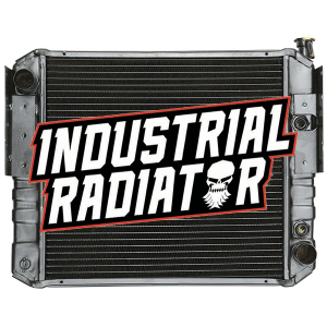 Hyster/Yale Forklift Radiator - 17 5/8 x 17 x 2 3/8