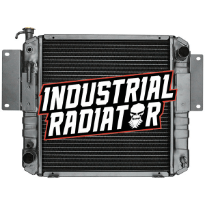Hyster/Yale Forklift Radiator - 15 3/4 x 17 x 2